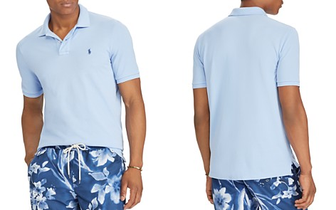 Polo Ralph Lauren Custom Slim Fit Weathered Short Sleeve Polo Shirt - Bloomingdale's_2