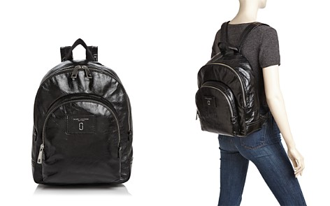 MARC JACOBS Double Pack Leather Backpack - Bloomingdale's_2