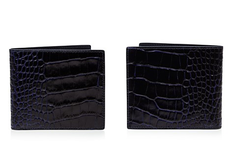 Smythson Mara Printed Calf Leather Wallet - Bloomingdale's_2