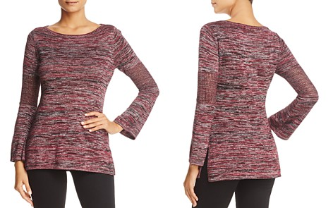 Heather B Boat Neck Space-Dye Sweater - 100% Exclusive - Bloomingdale's_2