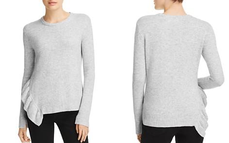 Derek Lam 10 Crosby Asymmetric Ruffle Sweater - Bloomingdale's_2
