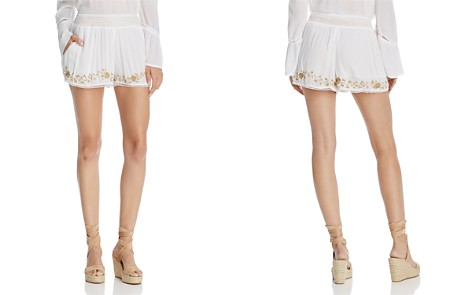 Muche et Muchette Cleopatra Embroidered Shorts - Bloomingdale's_2