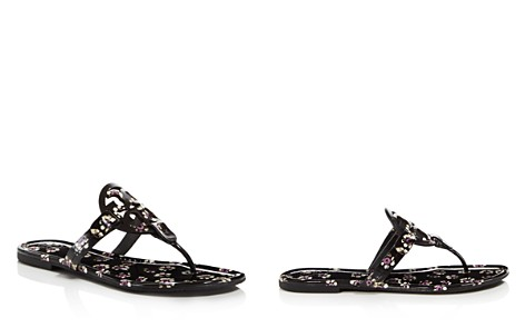 Tory Burch Women's Miller Patent Leather Thong Sandals - Bloomingdale's_2