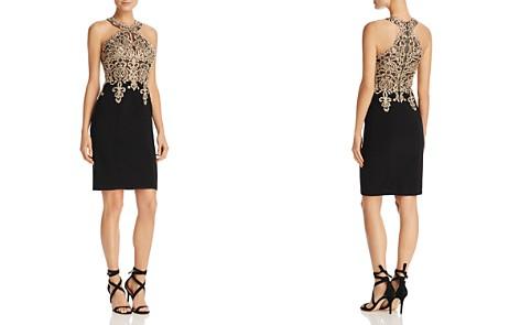 Avery G Embellished-Bodice Dress - Bloomingdale's_2