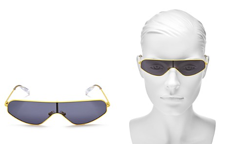 KENDALL and KYLIE Women's Surfer Shield Sunglasses, 63mm - Bloomingdale's_2
