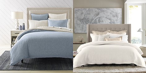 Oake Linen Bedding Collection - 100% Exclusive - Bloomingdale's_2