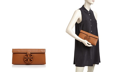 Tory Burch Miller Leather Clutch - Bloomingdale's_2