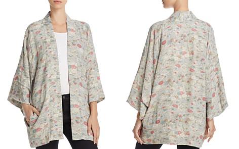 Elizabeth and James Drew Floral-Print Kimono - Bloomingdale's_2