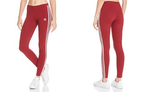 adidas Originals Three Stripe Leggings - Bloomingdale's_2