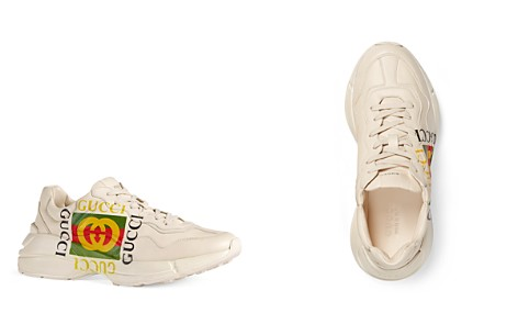 Gucci Men's Vintage Logo Sneakers - Bloomingdale's_2