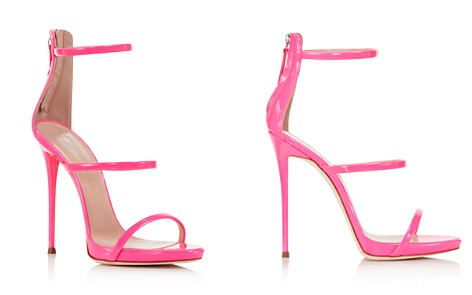 Giuseppe Zanotti Women's Vernice Patent Leather Ankle Strap High Heel Sandals - Bloomingdale's_2