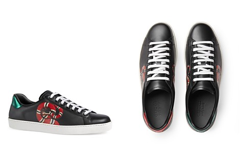 Gucci Men's Kingsnake Sneakers - Bloomingdale's_2
