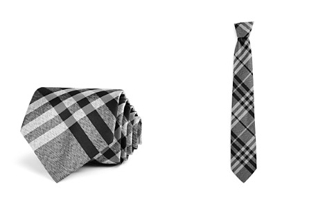 Burberry Clinton Check Classic Tie - Bloomingdale's_2