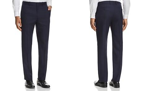 Theory Marlo Plaid Slim Fit Suit Pants - Bloomingdale's_2