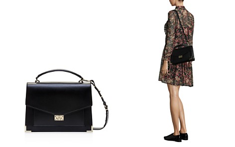 The Kooples Emily Large Leather Satchel - Bloomingdale's_2