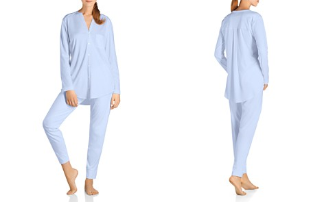 Hanro Pure Essence Pajama Set - Bloomingdale's_2
