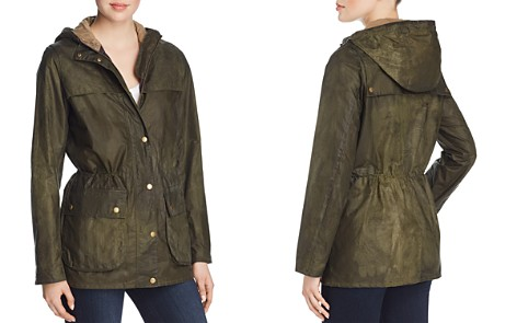 Barbour Lightweight Durham Waxed Cotton Jacket - Bloomingdale's_2