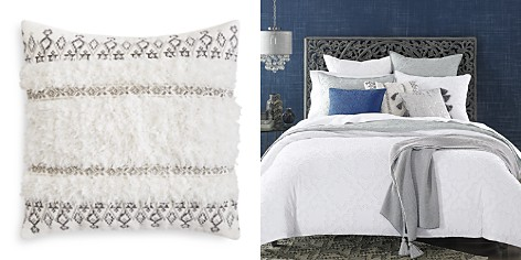 "Sky Tufted Moroccan Decorative Pillow, 20"" x 20"" - 100% Exclusive - Bloomingdale's_2"