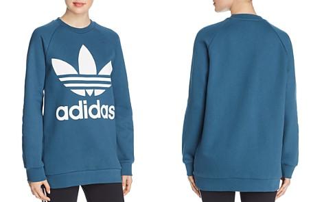 adidas Originals Oversize Logo Sweatshirt - Bloomingdale's_2