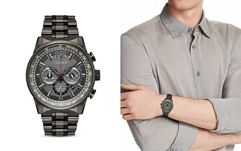 Citizen Nighthawk Watch, 42.5mm - Bloomingdale's_2