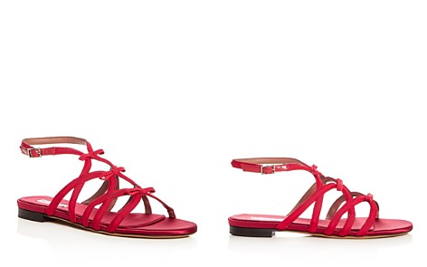 Tabitha Simmons Women's Minna Bow Sandals - Bloomingdale's_2