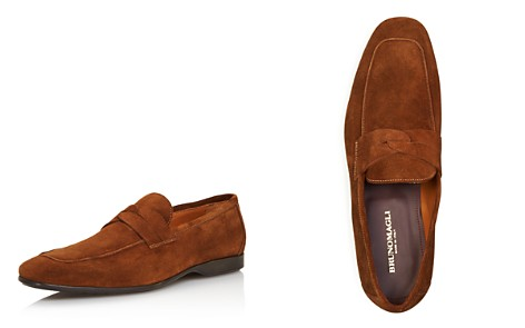 Bruno Magli Men's Motto Suede Loafers - 100% Exclusive - Bloomingdale's_2