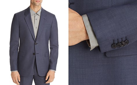 Theory Chambers Sharkskin Slim Fit Suit Jacket - Bloomingdale's_2