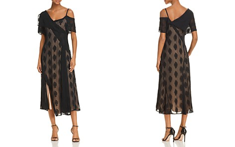 Theory Asymmetric Cold-Shoulder Dress - Bloomingdale's_2