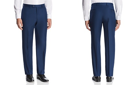 Michael Kors Textured Solid Classic Fit Suit Pants - 100% Exclusive - Bloomingdale's_2