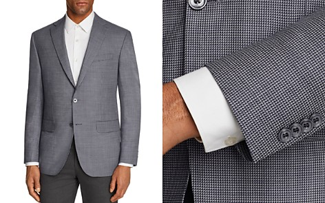 Jack Victor Micro Houndstooth Regular Fit Sport Coat - Bloomingdale's_2
