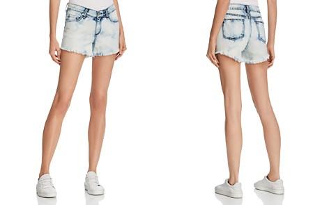 rag & bone/JEAN Cut-Off Shorts in Bleach - Bloomingdale's_2