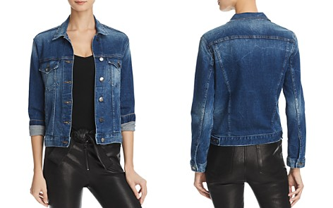 FRAME Le Vintage Denim Jacket - Bloomingdale's_2