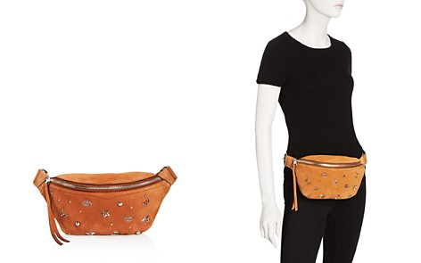 Rebecca Minkoff Bree Charm-Embellished Nubuck Belt Bag - 100% Exclusive - Bloomingdale's_2