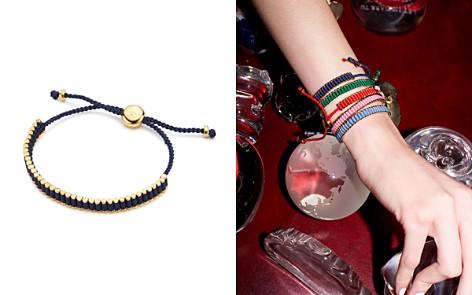 Links of London Mini Friendship Bracelet in Navy - Bloomingdale's_2