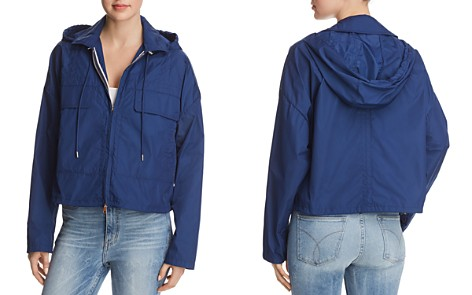 Theory Cropped Anorak - Bloomingdale's_2