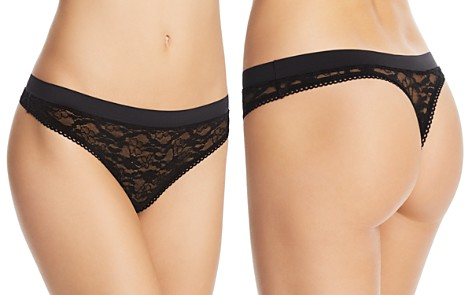 Naked Lace Thong - Bloomingdale's_2