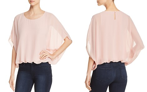 VINCE CAMUTO Batwing Blouse - 100% Exclusive - Bloomingdale's_2