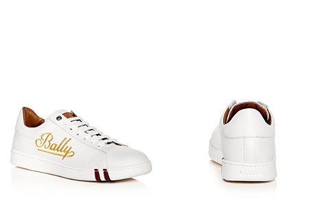 Bally Men's Winston Leather Lace Up Sneakers - Bloomingdale's_2