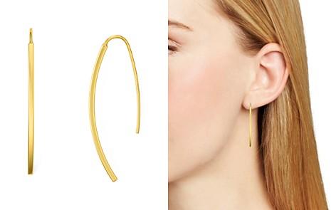 Argento Vivo Mini Vine Threader Earrings - Bloomingdale's_2