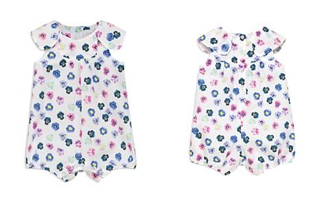 Tartine et Chocolat Girls' Flower Print Bubble Romper - Baby - Bloomingdale's_2