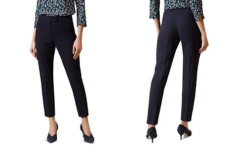 HOBBS LONDON Kirsty Cropped Pants - Bloomingdale's_2