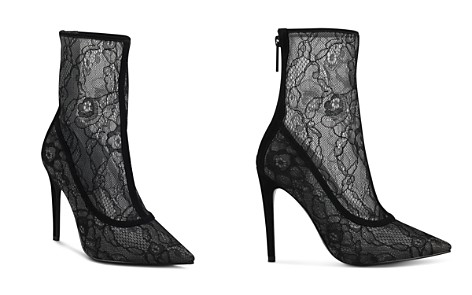 KENDALL and KYLIE Women's Alanna Lace Pointed Toe Booties - Bloomingdale's_2