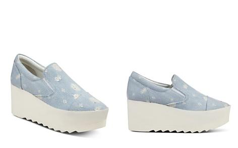 KENDALL and KYLIE Women's Tanya Platform Wedge Slip-On Sneakers - Bloomingdale's_2