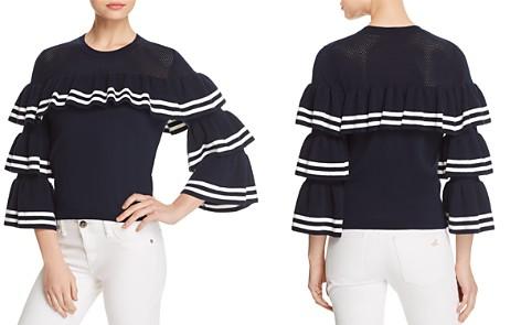 Parker Rhonda Ruffle Sweater - Bloomingdale's_2