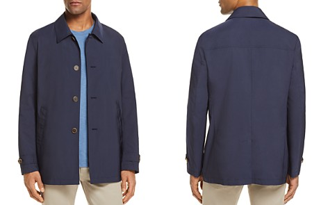 Brooks Brothers Twill Trench Shirt Jacket - Bloomingdale's_2