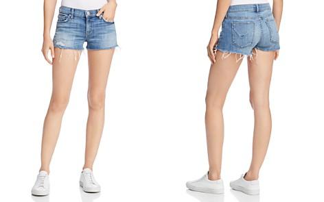 Hudson Kenzie Cutoff Denim Shorts in Manic Panic - Bloomingdale's_2