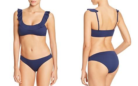 Eberjey So Solid Layla Bikini Top & Annia Bikini Bottom - Bloomingdale's_2
