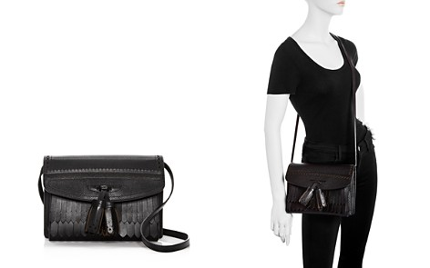 Burberry Macken Kiltie Fringe Small Leather Crossbody - Bloomingdale's_2