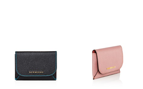 Burberry Haymarket Mayfield Leather Card Case Set - Bloomingdale's_2