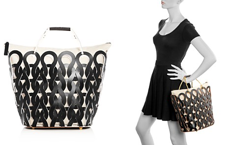 Marni Tricot Leather & Canvas Tote - Bloomingdale's_2